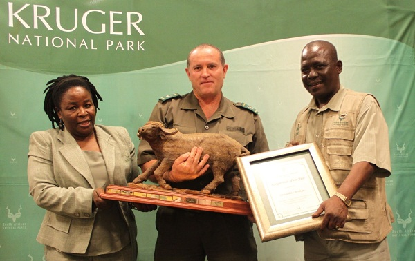 crocodile bridge: ranger post of the year
