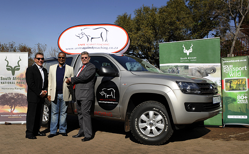 Unite Against Poaching Donation