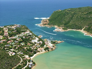 The Knysna Estuary