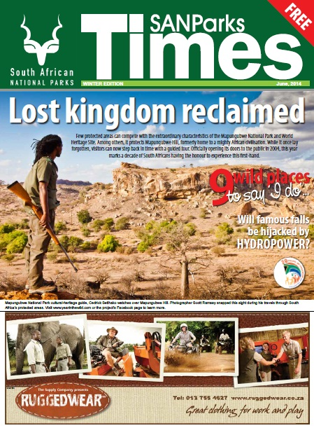 SANParks Times Winter Edition
