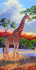 Wildlife - Giraffe  (2006)