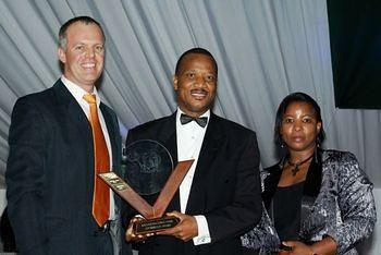 Total SA Top Service Award Skukuza