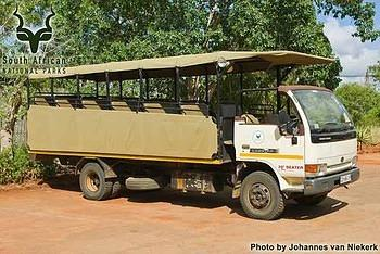 KNP - Lower Sabie - Game Drive Vehicle -