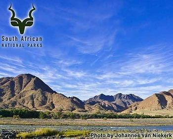 Richtersveld - Landscape - River View