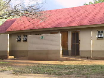 Lower Sabie Communal Ablutions Wheelchair unit
