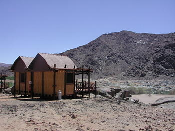 Tatasberg Wilderness Camp, Richtersveld