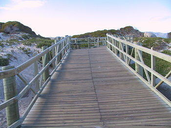 Boulders - Accessible Boardwalk