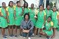 Schools Sports Challenge in the KNP