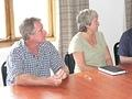 OVERBERG REGION (25) - GIELIE AND EMMARENTIA DE KOCK (SANPARKS) ATTENDING HR TRAINING SESSION