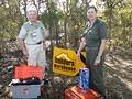 OVERBERG REGION (60) - HR WILLIAM ELIOT HANDING TOOLS TO SANPARKS SAMANTHA SCHR