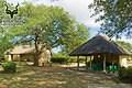 KNP - Malelane Camp - Camping Kitchen & Ablution