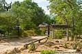 KNP - Malelane Camp - Entrance Gate