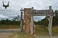 KNP - Tamboti - Entrance Gate