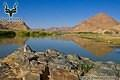 Richtersveld - Landscape - Orange River View