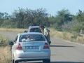 2 APRIL 2013 BETWEEN TSHOKWANE AND SATARA MISBEHAVING ON PARKS ROADS OFTEN
