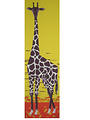 happy giraffe_purple